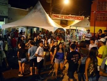 Um dos pontos do carnaval em Cuiabá será na praça da Mandioca (Foto: Tchéo Figueiredo/Secom-Cuiabá)