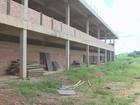 Obra parada do Ifro, em Porto Velho, deve ser retomada em uma semana