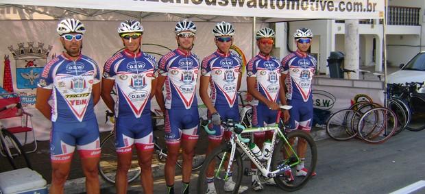 Equipe de Suzano disputa a última etapa neste domingo (Foto: Divulgação)