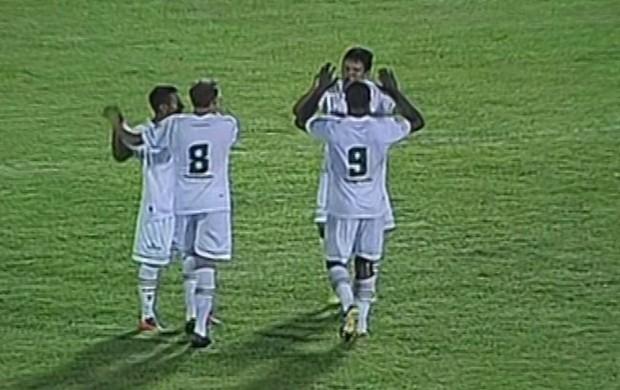 Sampaio vence o Icasa (Foto: Reprodução/Premiere FC)