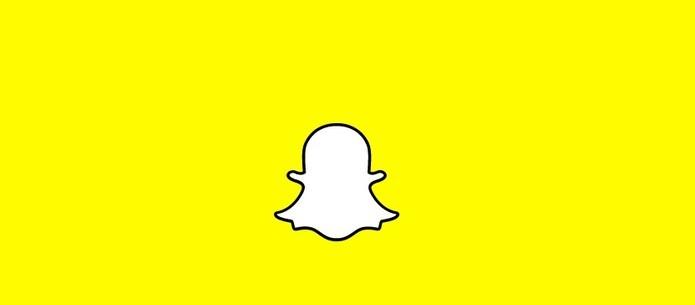 Aplicativo permite trocar fotos e vídeos sem que eles possam ser copiados (Foto: Divulgação/Snapchat)