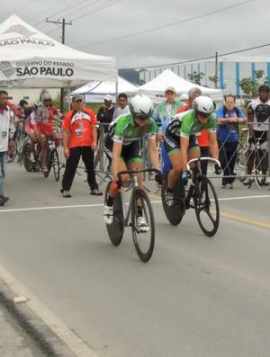 Piracicaba Ciclismo Jogos Abertos 2013 Mogi das Cruzes (Foto: Globoesporte.com)