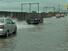 Chuva causa transtorno em Mogi das Cruzes na tarde de sábado