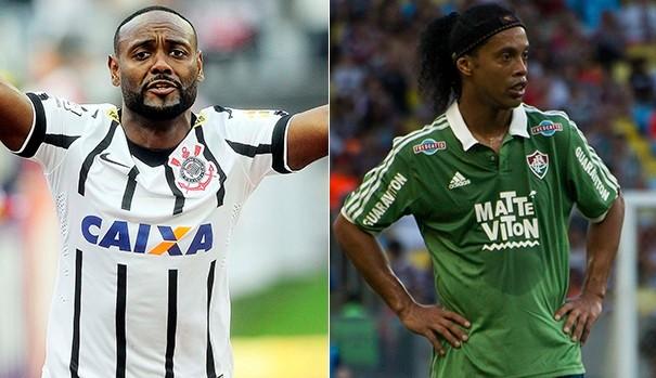 Corinthians e Fluminense se enfrentam pela 22ª rodada do Brasileiro (Foto: Divulgação)