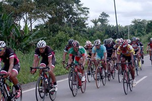 1ª etapa do campeonato acreano foi disputada na estrada do Bujari (Foto: Caroline Carneiro/ divulgação FAC)