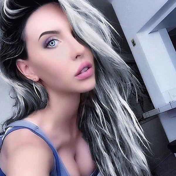 A atriz e dançarina Chloe Lattanzi (Foto: Instagram)