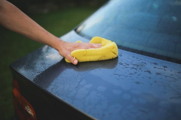 Lavagem de carros (Foto: Pexels)