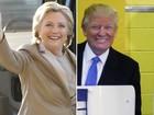 A eleição americana poderia resultar em empate entre Hillary e Trump?