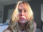 Fiorella Matheis muda o visual e mostra resultado na web: 'Loiro gringo'