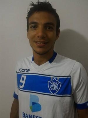 Luan se despede do Vitória e vai jogar na Desportiva (Foto: Divulgação/Arquivo Pessoal)