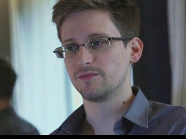 Edward Snowden, ex-funcionário da CIA que denunciou monitoramento de informações (Foto: Reprodução Globo News)
