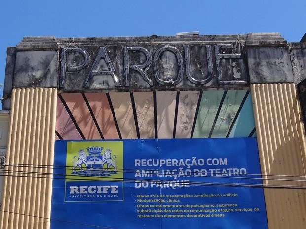 Para realizar a reforma, o orçamento é de R$ 8,2 milhões. (Foto: Penélope Araújo/G1)
