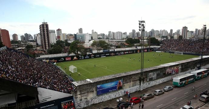 Baenão vista aérea - Remo x Paragominas (Foto: Everaldo Nascimento/O Liberal)