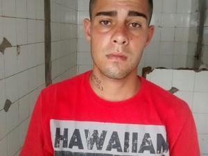 Gustavo é suspeito de participar da morte de professora (Foto: G1)