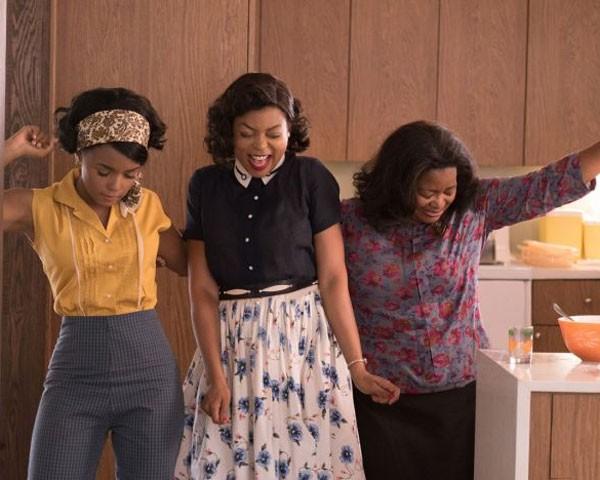 Janelle Monae, Taraji P. Henson e Octavia Spencer (Foto: Divulgação)
