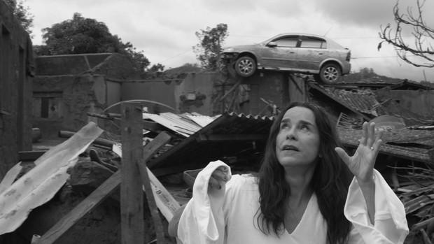 Lucélia Santos em A Serpente (Foto: Divulgação)