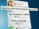 Polícia investiga página que promove doação de crianças no Ceará