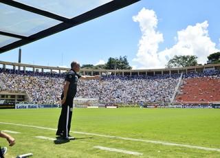 Dorival Junior Pacaembu RB Brasil x Santos (Foto: Marcos Ribolli)