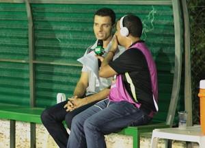 Treinador Júnior Rocha, Luverdense (Foto: Maico Gaúcho/Luverdense EC)