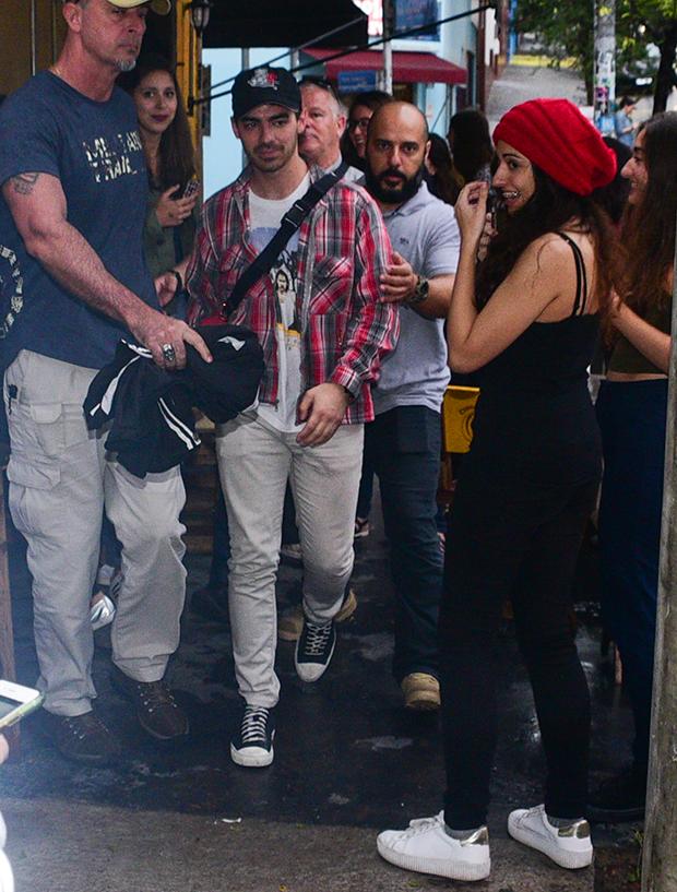 Joe Jonas (Foto: Agnews)