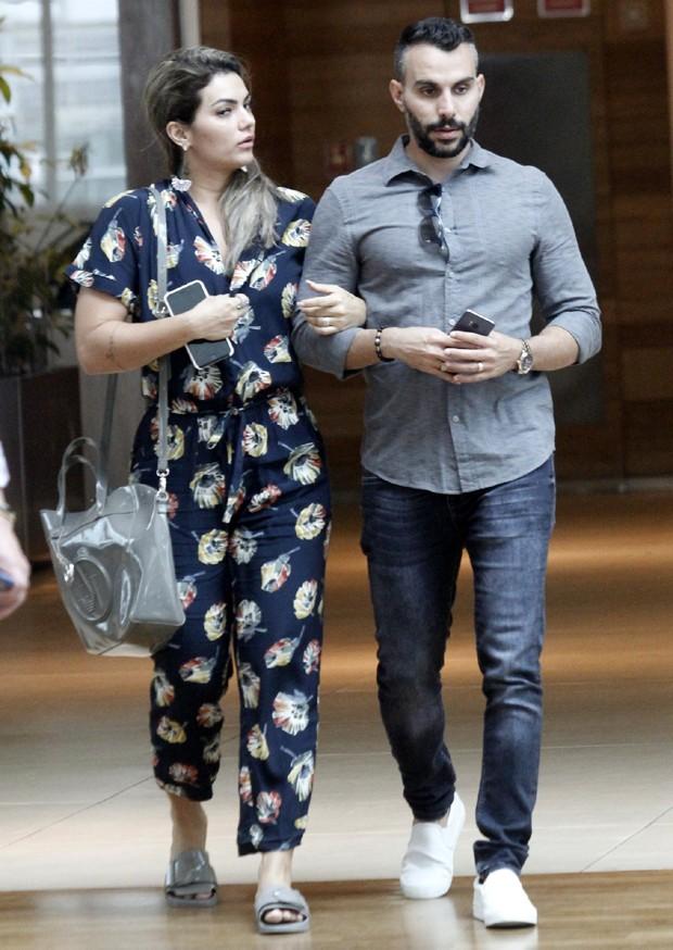 Kelly Key e Mico Freitas (Foto: Dilson Silva/Agnews)