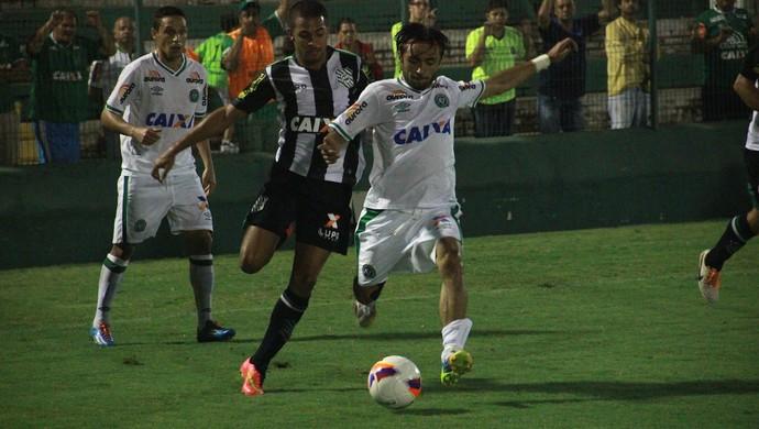 Apodi Chapecoense x Figueirense (Foto: Cleberson Silva/Chapecoense)