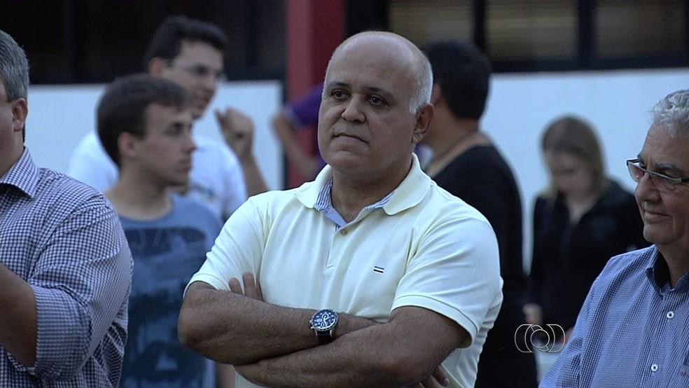 STF manteve decisão de mandar Maurício Sampaio a júri popular (Foto: Reprodução/TV Anhanguera)