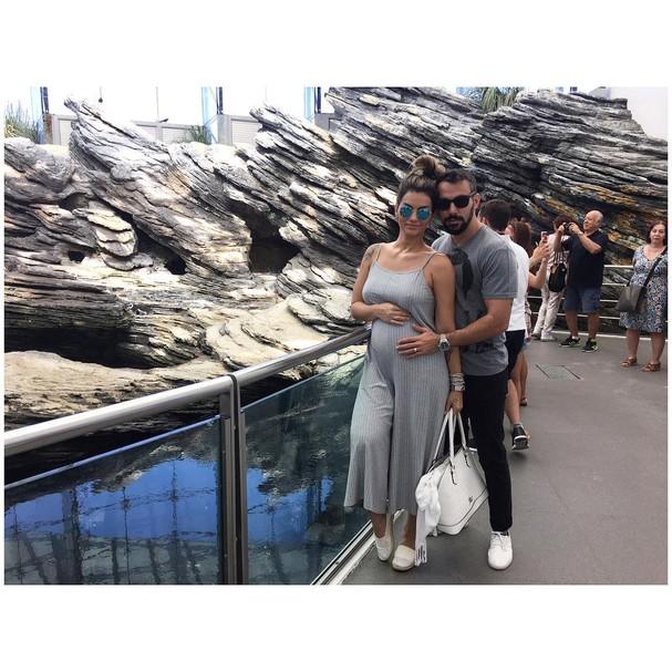 Kelly Key e Mico Freitas (Foto: Reprodução/ Instagram)