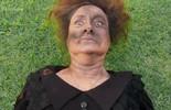 Elizabeth Savala se diverte como a vilã Cunegundes em 'Êta Mundo Bom'