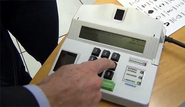 Voto Consciente  (Foto: Reprodução/ G1)