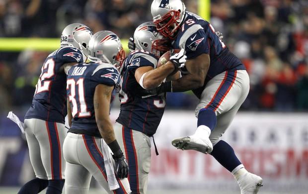 Rob Ninkovich New England Patriots NFL (Foto: Reuters)