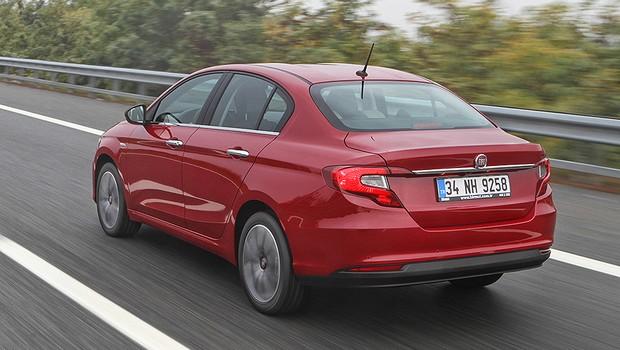Fiat Tipo (Foto: Fiat)