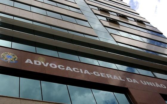 Sede da AGU em Brasília (Foto: Reprodução)