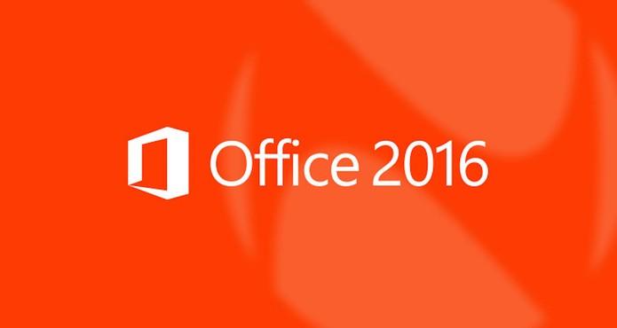 Office 2016 (Foto: Office 2016)