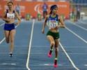 De volta à seleção, Verônica Hipólito vence os 100m T38 do evento-teste