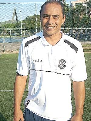 Erich Bomfim, técnico do Rio Branco-ES (Foto: Divulgação/Rio Branco AC)