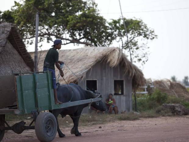 Arquipélago do Marajó, no Pará, deseja tentar emancipação do estado. (Foto: Shirley Penaforte/Amazônia Jornal)
