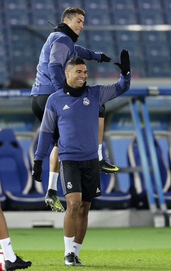 Casemiro Real Madrid (Foto: EFE)