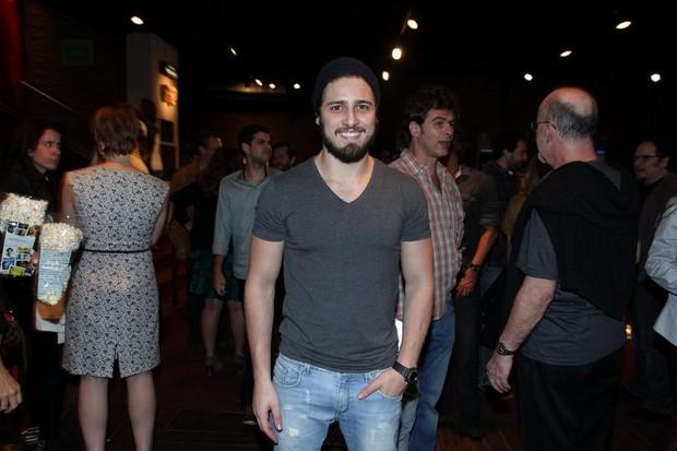 Famosos na estreia do musical 'Intocáveis' (Foto: Marcello Sá Barretto/Agnews)