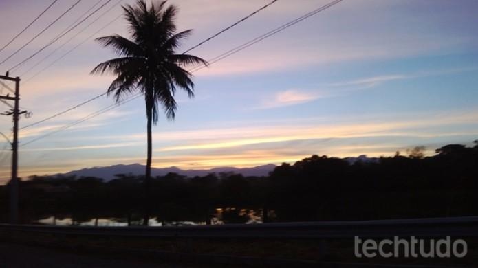 Exemplo de fotografia feita com o Lumia 520 (Foto: Nathália Machado/TechTudo)