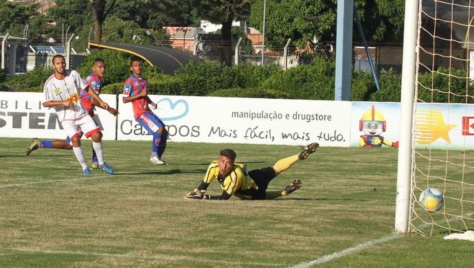 Grêmio Prudente x José Bonifácio - Campeonato Paulista da Segunda Divisão (Foto: Sérgio Borges / No Foco)