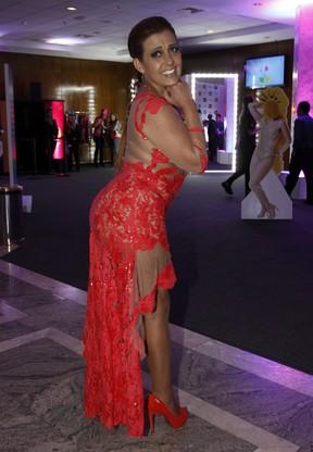 Rita Cadillac (Foto: Celso Tavares / EGO)