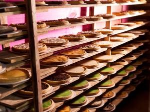 """Todo casamento pomerano tem um """"quarto dos bolos"""" (Foto: André Alves)"""