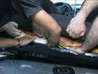 Polícia Civil apreende carro com 20 kg de crack no Maranhão (Reprodução/TV Mirante)