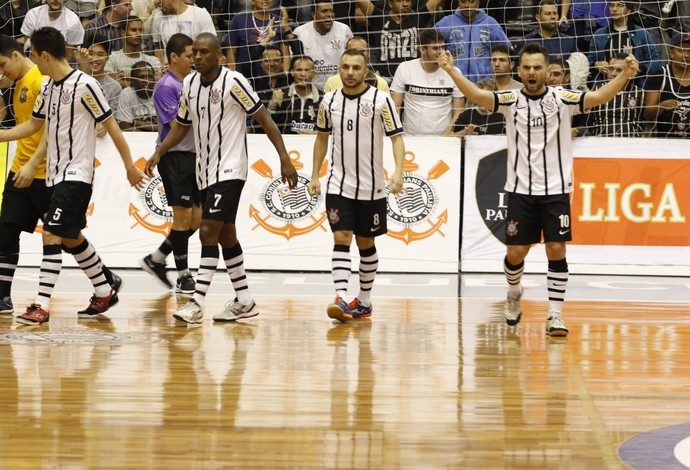 Corinthians Sorocaba Liga Paulista de Futsal (Foto: Ronaldo Oliveira/Divulgação)