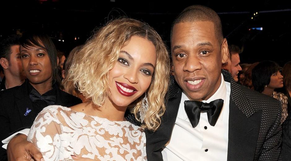 Beyoncé & Jay-Z: sucesso na música e nos negócios (Foto: Divulgação)