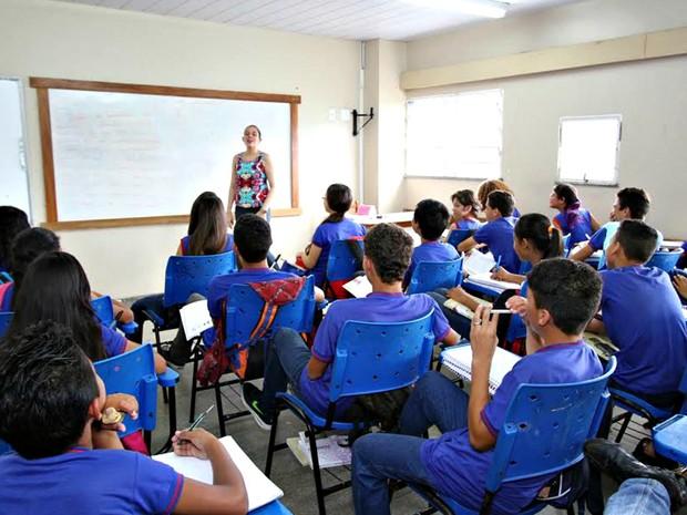 Professores vão atuar em  escolas da rede regular e no programa Ensino Mediado por Tecnologias (Foto: Seduc-AM/Divulgação)