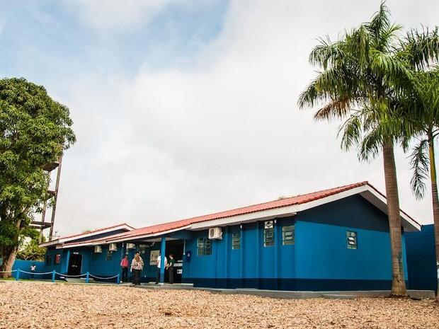 UBS do bairro BNH realiza 400 atendimentos semanais, entre curativos, coleta de pré-natal (Foto: Local conta agora com três equipes do Programa de Saúde da Família (PSF), além do programa anti-tabagismo)