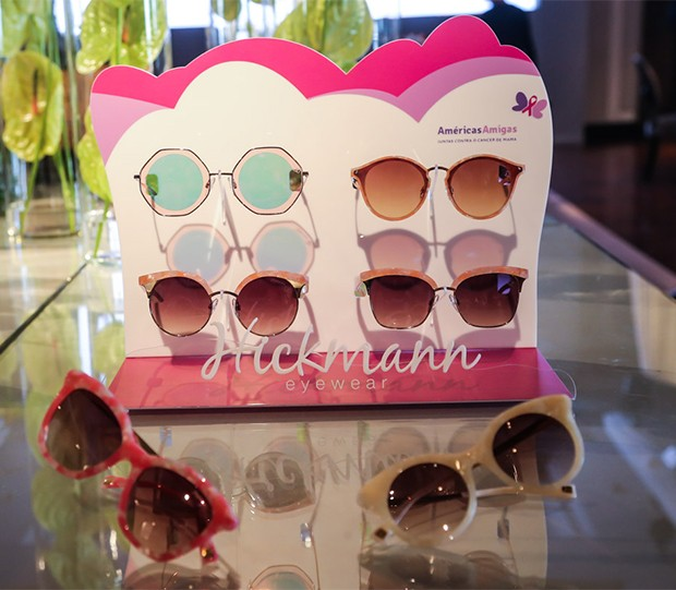Linha de óculos by Ana Hickmann (Foto: Manuela Scarpa/Brazil News)