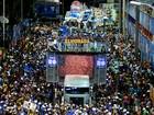 Ingressos para as arquibancadas do Carnaval começam a ser vendidos